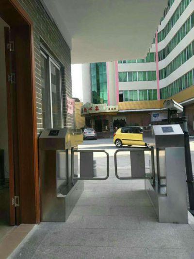 广东省干部疗养院侧门人行通道口1 (2)