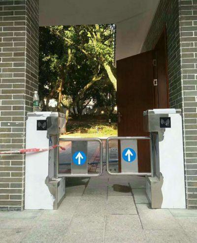 广东省干部疗养院侧门人行通道口2