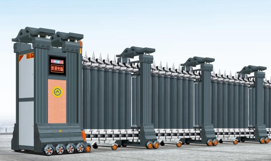 电动伸缩门厂家:安装电动伸缩门需注意五大细节!